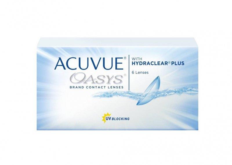 Acuvue Oasys 6 St.