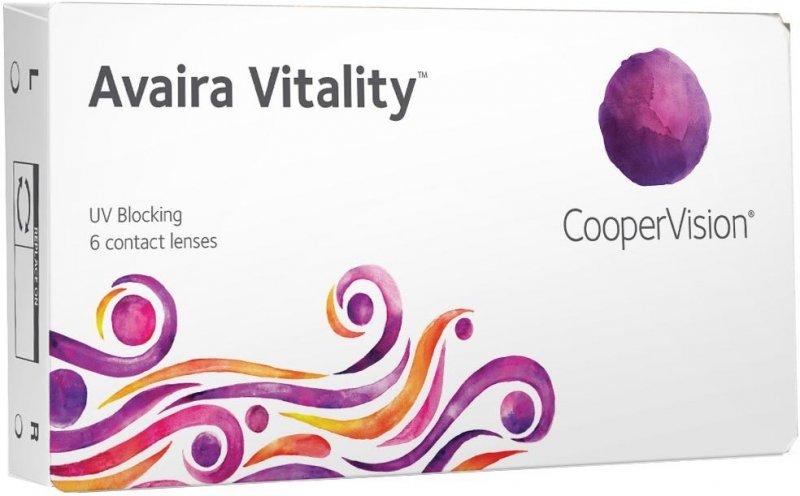Avaira Vitality Monatslinsen 6 St.
