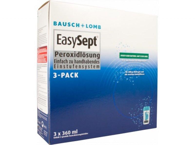 2 x EasySept Multipack 3x360 ml