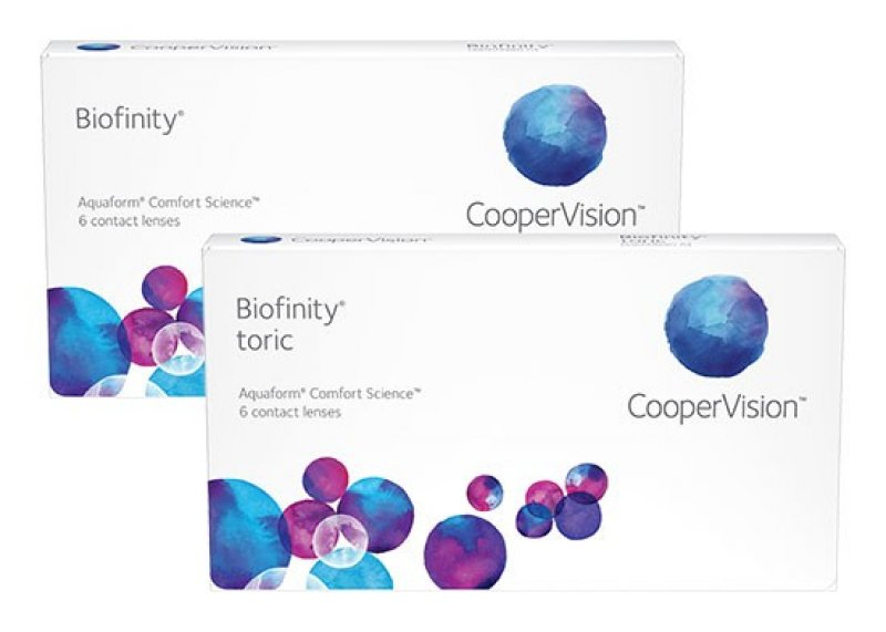 Biofinity Toric 6 St.