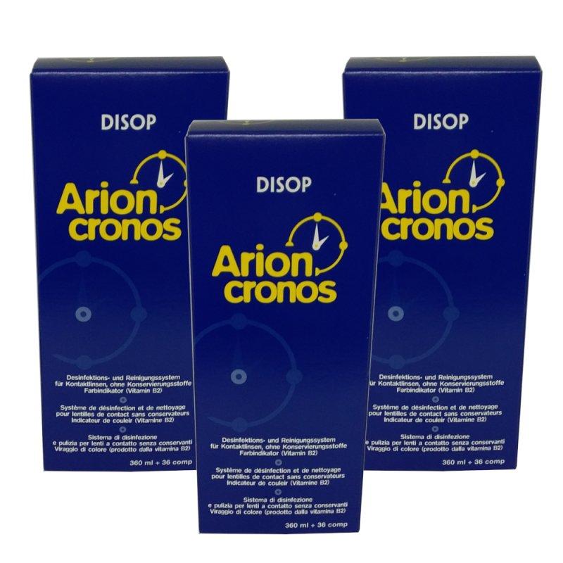 Arion Cronos 3 x 360 ml/3 x 36 Tabs